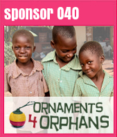Ornaments 4 Orphans